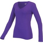 BCG™ Women's Territory Long Sleeve V-neck T-shirt
