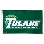 WinCraft Tulane University Deluxe 3' x 5' Flag