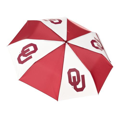 Storm Duds University of Oklahoma 42' Super Pocket Mini Folding Umbrella