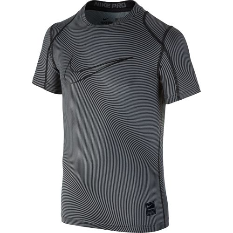 Nike Boys' Hypercool AOP T-shirt