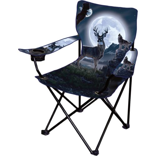 Innovent Brands Wildlife Artists' Call of the Night Camp Chair