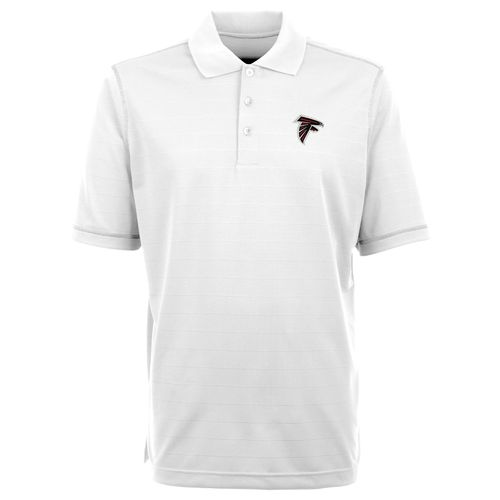 Antigua Men's Atlanta Falcons Icon Polo Shirt
