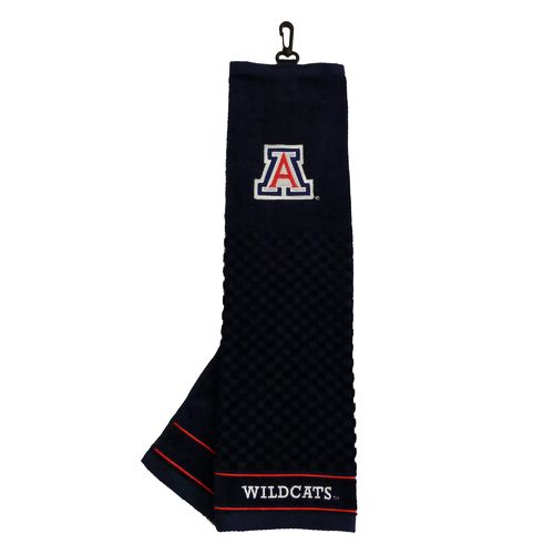Team Golf University of Arizona Embroidered Towel