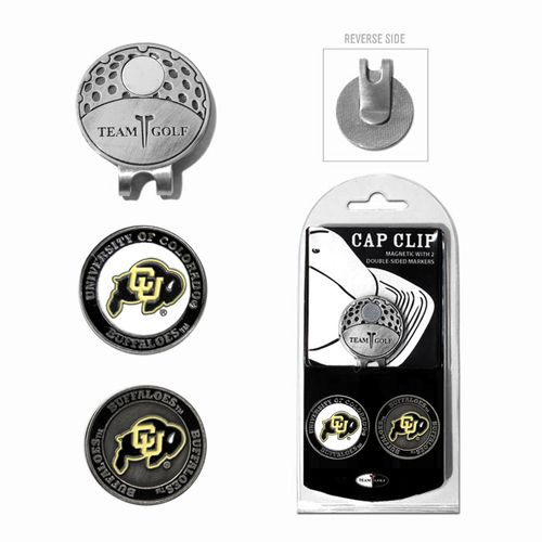Team Golf University of Colorado Marker Cap Clip - view number 1