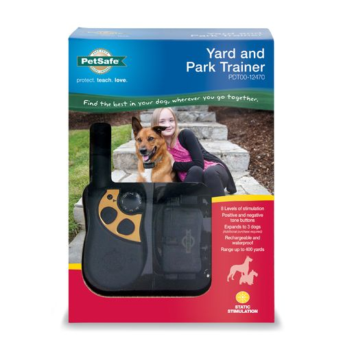 PetSafe® Yard and Park Rechargeable Static Remote Trainer