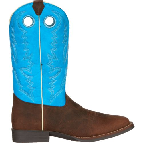 Justin Kids' Buffalo Bent Rail Western Boots - view number 1