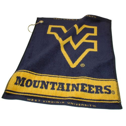 Team Golf West Virginia University Woven Towel