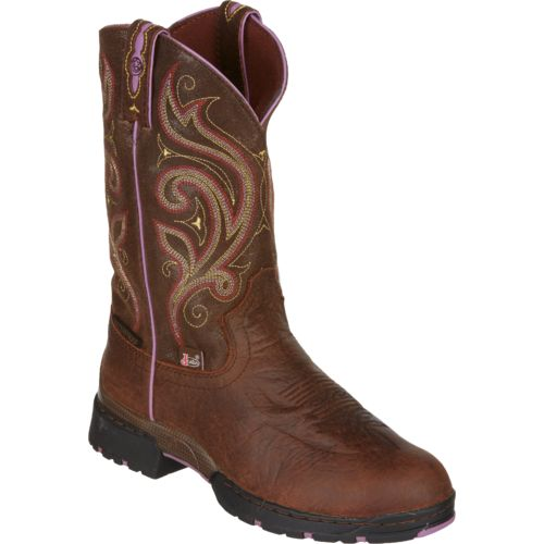 Justin Women's George Strait Western Boots - view number 2