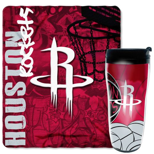 The Northwest Company Houston Rockets Mug and Snug Set