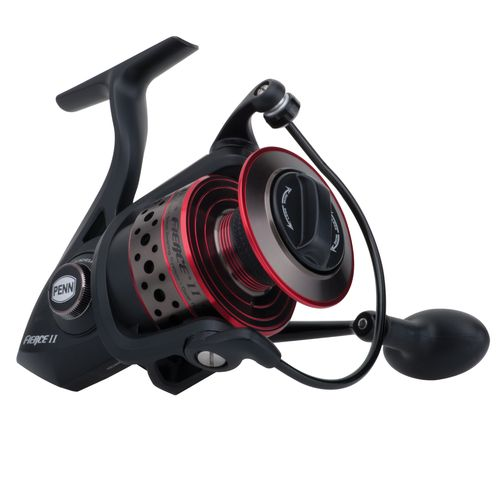 Display product reviews for PENN Fierce II Spinning Reel Convertible