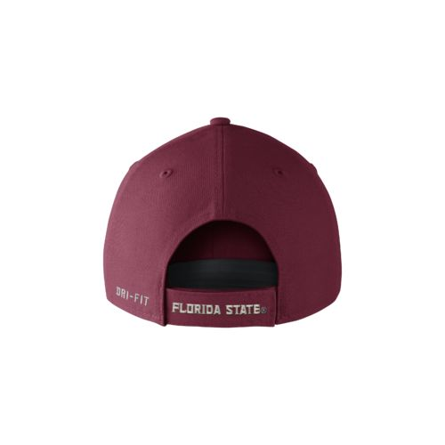Nike™ Men's Florida State University Dri-FIT Classic Cap - view number 2