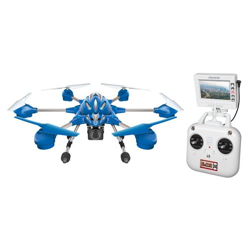 World Tech Toys Alpha Camera RC Spy Drone