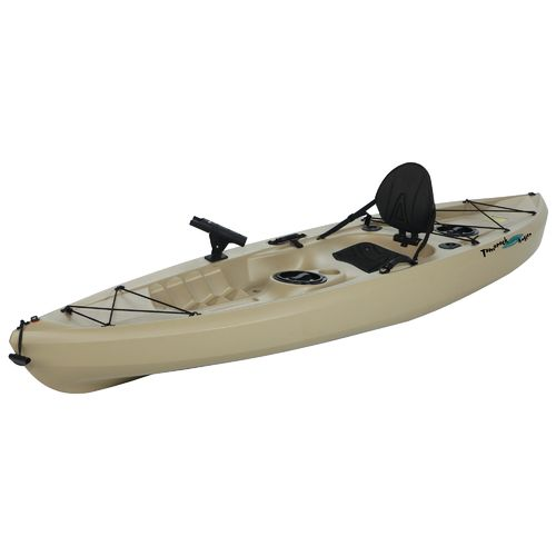 Display product reviews for Lifetime Muskie 10' Sit-on-Top Angler Kayak