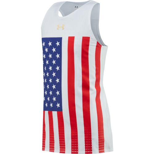 Under Armour® Girls' USA Pride Tank Top