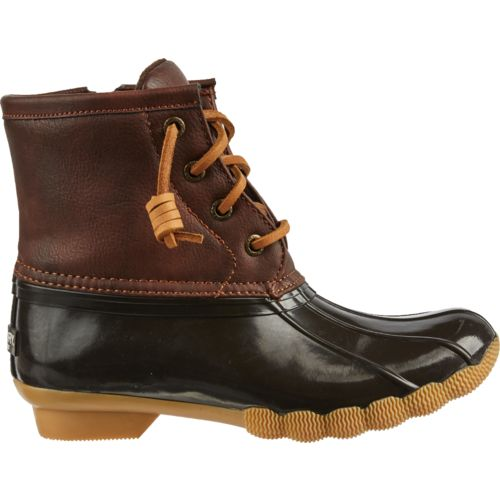 Sperry Girls' Top-Sider Saltwater Duck Boots