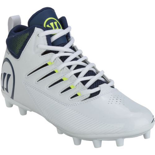 Warrior Men's 3rd Degree Burn Lacrosse Cleats - view number 2