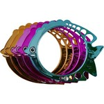 Aqua-Leisure Shimmer Fish Dive Rings 5-Pack