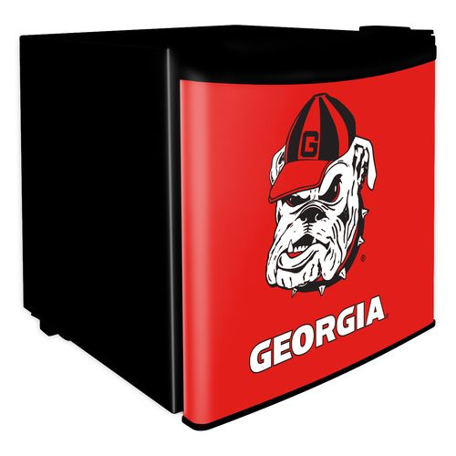 Boelter Brands University of Georgia 1.7 cu. ft. Dorm Room Refrigerator