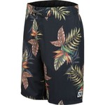 Ocean Current Young Men's Faded Paradise Floral Boardshort