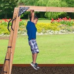 Backyard Discovery™ Oceanview Wooden Swing Set - view number 10