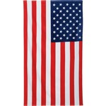 O'Rageous® American Flag Beach Towel