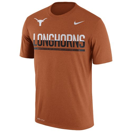 Nike™ Men's University of Texas Legend Staff T-shirt