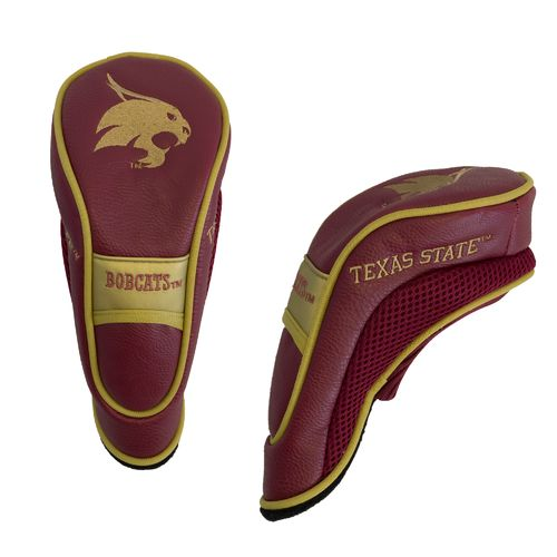 Team Golf Texas State University Hybrid Head Cover