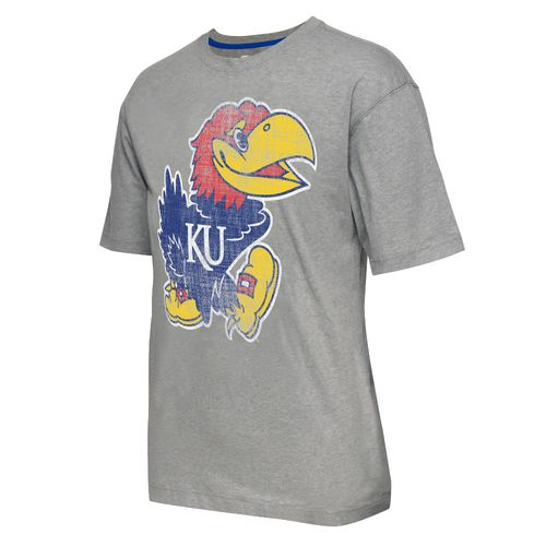 Colosseum Athletics Men's University of Kansas Colossal T-shirt