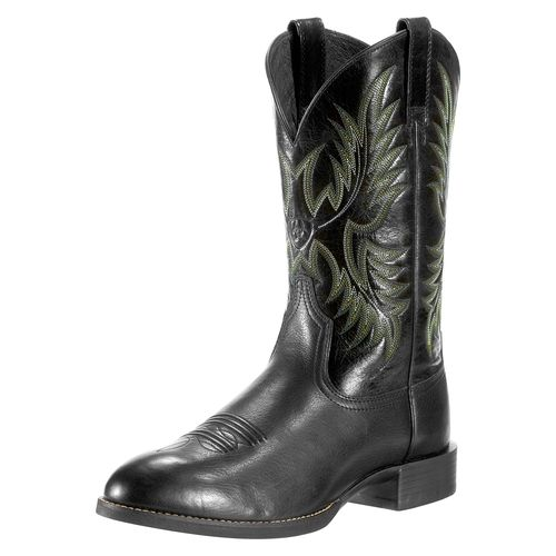 Ariat Men's Heritage Stockman Western Boots - view number 2