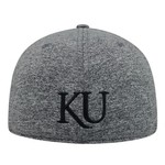 Top of the World Men's University of Kansas Steam Cap - view number 2
