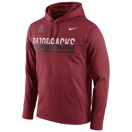 Nike Men's University of Arkansas Circuit Pullover Hoodie