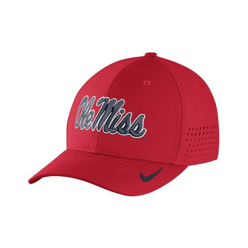 Nike™ Men's University of Mississippi Classic99 Swoosh Flex Cap
