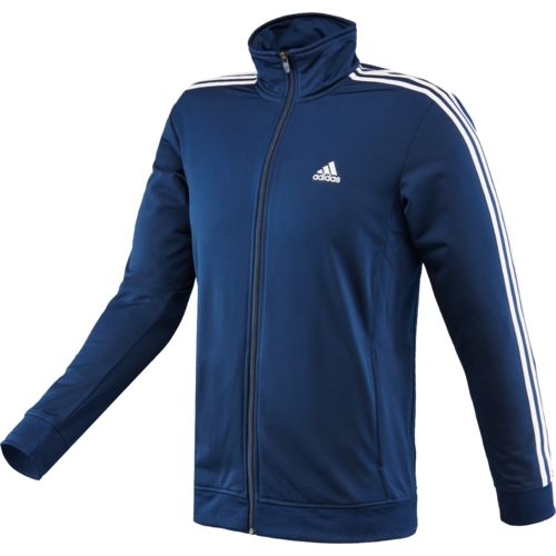 Display product reviews for adidas Men's Essential Tricot Jacket