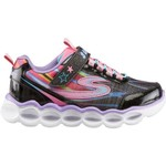 SKECHERS Girls' S Lights Lumos Shoes
