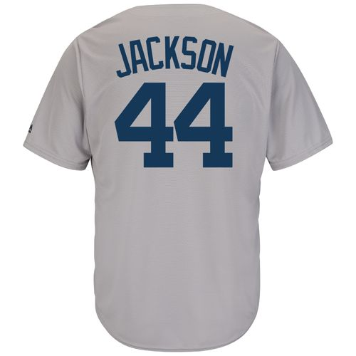 Majestic Men's New York Yankees Reggie Jackson #44 Cooperstown Cool Base 1927 Replica Jersey