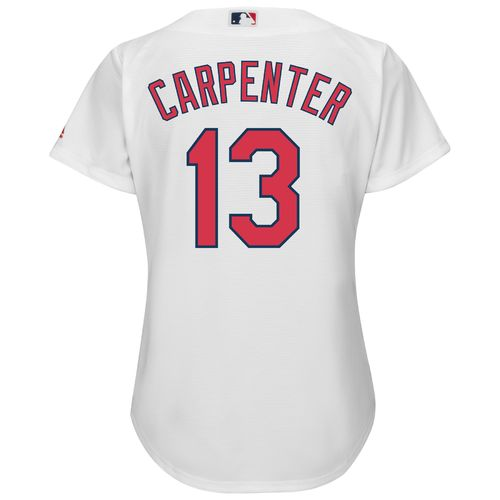 Majestic Women's St. Louis Cardinals Matt Carpenter #13 Authentic Cool Base Jersey