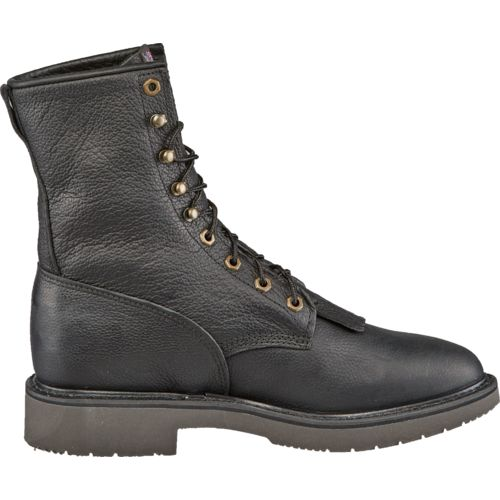 Justin Men's Pitstop Work Boots