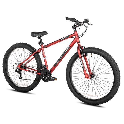 "KENT Adults' Takara T3 29"" 21-Speed Fat-Tire Bicycle"
