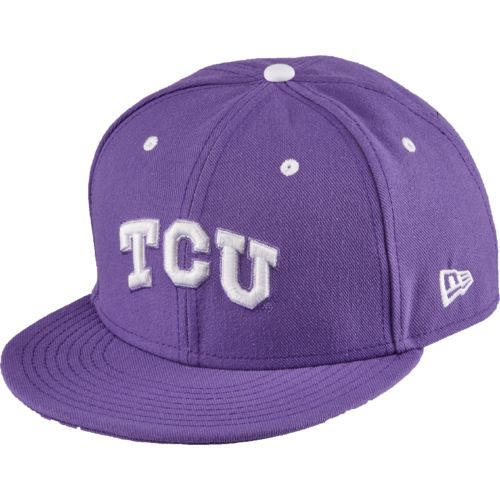 New Era Men's Texas Christian University 59FIFTY Cap