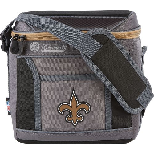 Coleman™ New Orleans Saints 9-Can Soft-Sided Cooler - view number 1