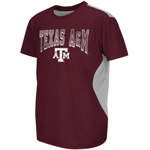 Colosseum Athletics™ Boys' Texas A&M University Short Sleeve T-shirt