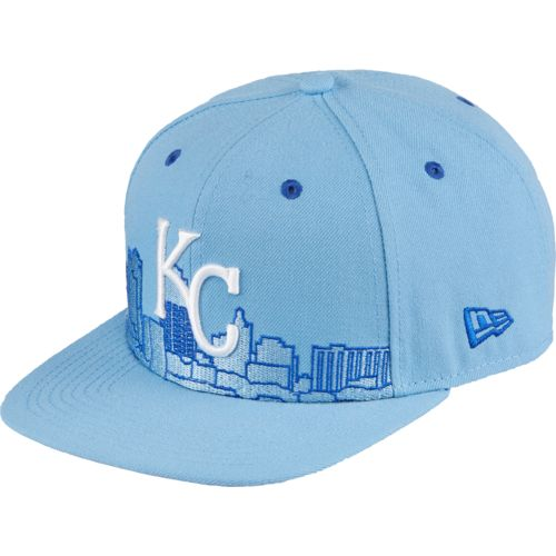 New Era Men's Kansas City Royals 9FIFTY® Skyline Snapback Cap