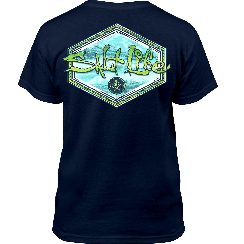Salt Life Kids' Mahi Peak T-shirt