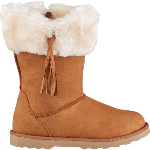 Magellan Outdoors Girls' Tassel Boots