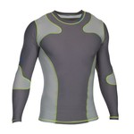 Century Men's Long Sleeve Rash Guard - view number 1