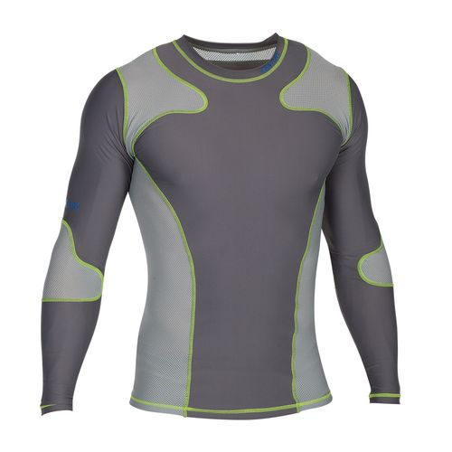 Century Men's Long Sleeve Rash Guard