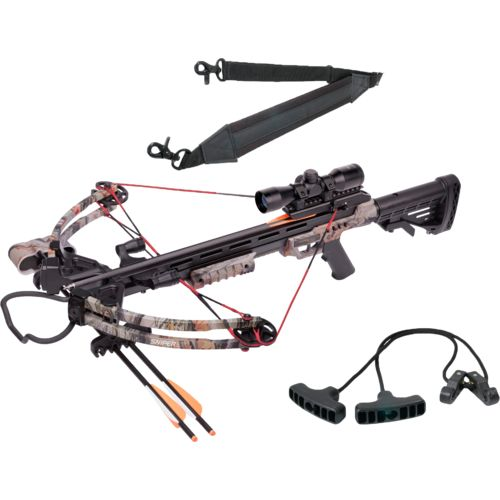 Display product reviews for CenterPoint Sniper 370 Crossbow Package