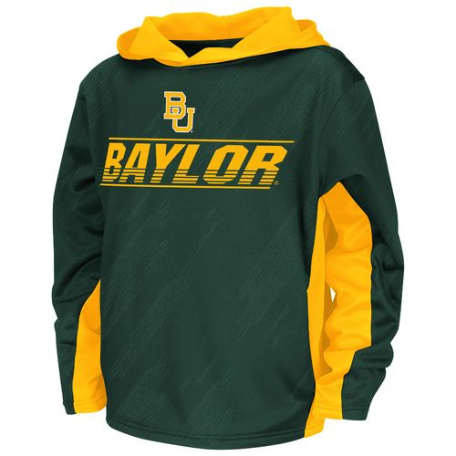 Colosseum Athletics™ Juniors' Baylor University Sleet Pullover Hoodie