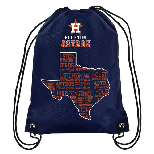 Forever Collectibles™ Houston Astros Drawstring Backpack