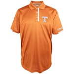 Majestic Men's University of Tennessee Section 101 Colorblock Polo Shirt